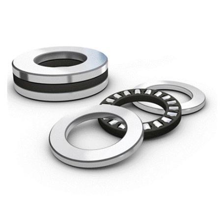 Axiales de rodillos cilindricos